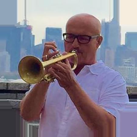 Trumpeter Chris Pasin