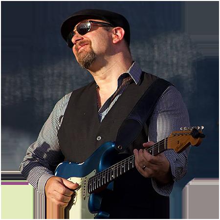 Guitarist Matt Finck