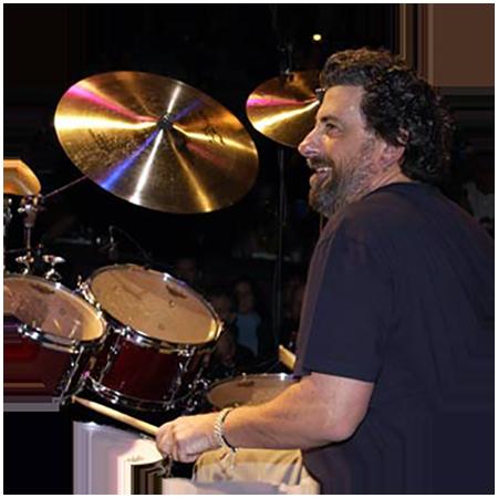 Drummer Rick Marotta