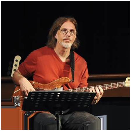 Bassist Scott Petito