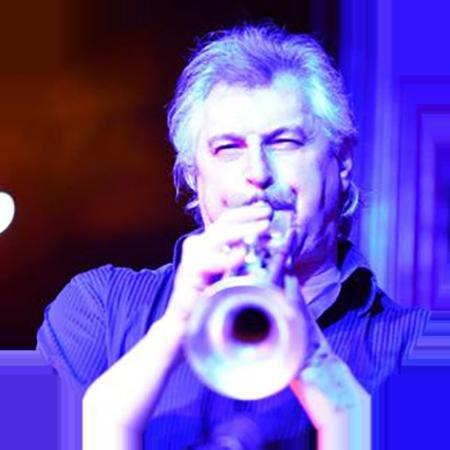 Trumpeter Tim Ouimette