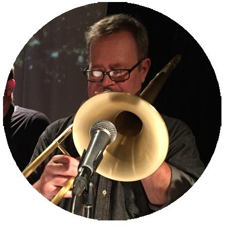 Trombonist Don Mikkelsen